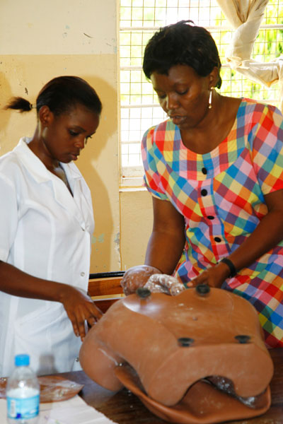 FIRST for Midwives: (Fundamental Interventions Referral and Safe Transport)
